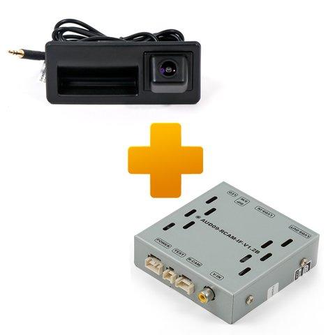 Комплект для подключения камеры для Audi MMI 3G