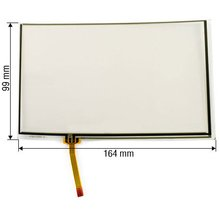 "7""  Flexible Resistive Touch Screen Panel - Short description"