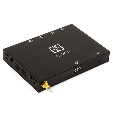 Автомобильный адаптер для Smartphone iPhone Gemini GE 100