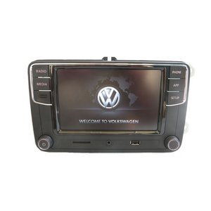 Volkswagen RCD330 PLUS 187B Desay Head Unit (6.5″)