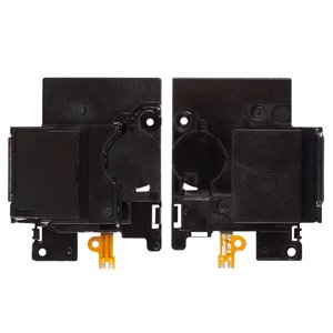 Buzzer for Samsung P1000 Galaxy Tab, P1010 Galaxy Tab  Tablets, (black, in frame, 2 pcs. set)