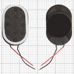 Buzzer, (universal, (14x25 mm))