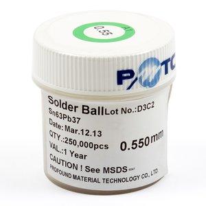BGA Balls ACHI (0.55 mm)