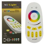 LED Remote Control MiLight RGBW (2.4 GHz, 4-zone)