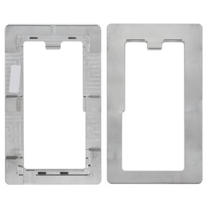 LCD Module Mould for Samsung N910H Galaxy Note 4 Cell Phone, (for glass gluing , aluminum)