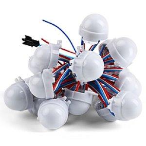 LED Module Kit (WS2811, 3 SMD5050 LEDs, 30 mm, IP67, 20 pcs.)