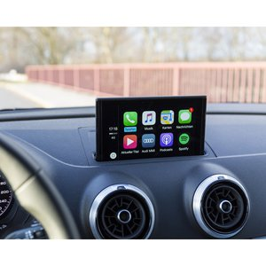 Android Auto and CarPlay Adapter for Audi A8L of 2012-2017 MY