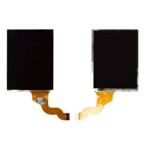 Pantalla LCD para cámaras digitales Canon IXUS 75, SD750
