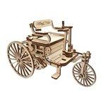 "Rompecabezas mecánico 3D Wood Trick ""Primer vehículo"""