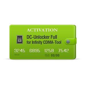 DC-Unlocker Full активация для Infinity CDMA-Tool