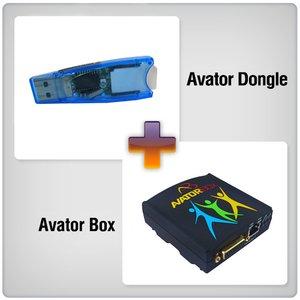 Avator Box с Avator Dongle