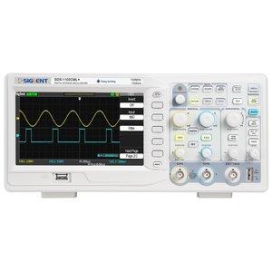 Цифровой осциллограф SIGLENT SDS1102CML+