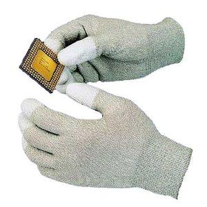 Антистатичні рукавиці з поліуретановим покриттям Goot WG-4L