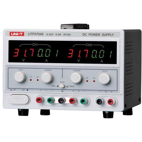 Лабораторний блок живлення UNI T UTP3704S