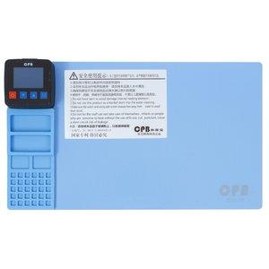 Килимок з підігрівом (сепаратор) для смартфонів та планшетів