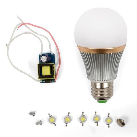 Комплект для збирання світлодіодної лампи SQ Q22 5 Вт природний білий, E27