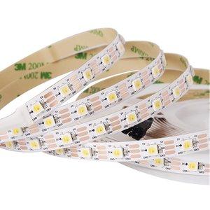 Світлодіодна стрічка SMD5050 (біла, монохромна, з управлінням, IP20, 5 В, 60 діодів/м, 5 м)