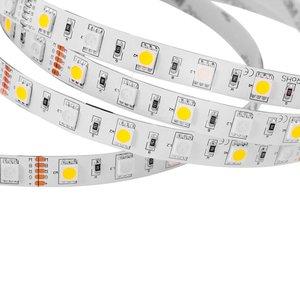 Світлодіодна стрічка RGB+WW SMD5050 (300 світлодіодів, 12 В, 5 м, IP20)