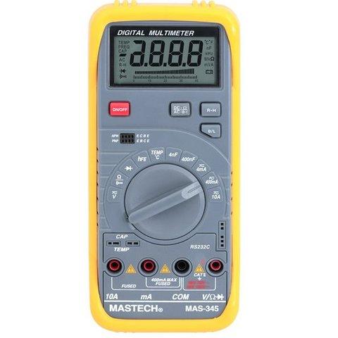 Цифровой мультиметр Mastech MAS345