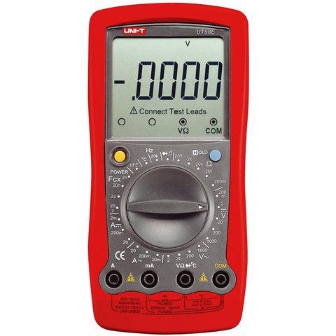 Digital Multimeter UNI T UT58E