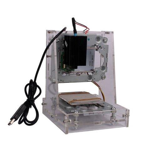 Laser CNC Router Engraver D8 MINI LZ300 300 mW