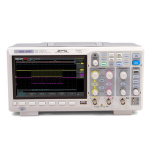 Super Phosphor Oscilloscope SIGLENT SDS1202X-E