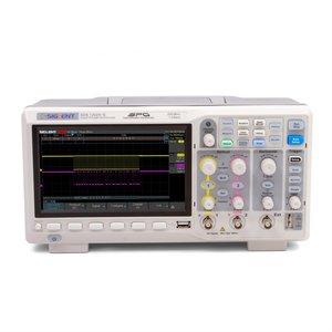 Osciloscopio digital de fósforo SIGLENT SDS1202X-E