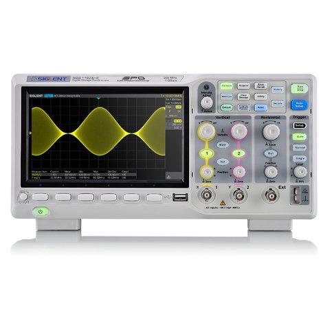 Super Phosphor Oscilloscope SIGLENT SDS1102X E